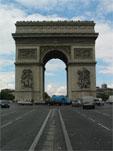 Arc de Triophe - Triumphbogen